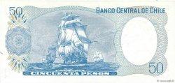 50 Pesos CHILI  1976 P.151a NEUF