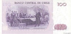 100 Pesos CHILI  1981 P.152b SPL
