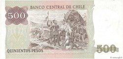500 Pesos CHILI  1994 P.153e NEUF