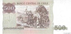 500 Pesos CHILI  2000 P.153e NEUF