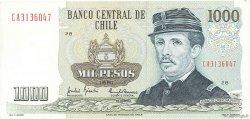 1000 Pesos CHILI  1991 P.154e pr.NEUF