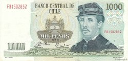 1000 Pesos CHILI  1993 P.154e TTB