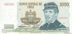 1000 Pesos CHILI  1985 P.154c NEUF