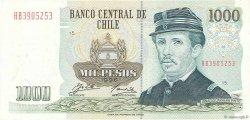1000 Pesos CHILI  1996 P.154f SPL