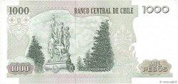 1000 Pesos CHILI  2000 P.154f pr.NEUF