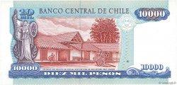 10000 Pesos CHILI  1990 P.156a NEUF