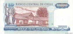 10000 Pesos CHILI  2003 P.157c NEUF
