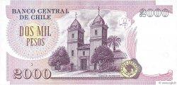 2000 Pesos CHILI  2001 P.158a NEUF