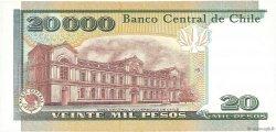 20000 Pesos CHILI  1998 P.159a NEUF