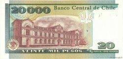 20000 Pesos CHILI  1999 P.159a pr.NEUF