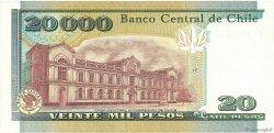 20000 Pesos CHILI  1999 P.159a NEUF
