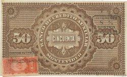 50 Pesos URUGUAY  1888 PS.165a SUP