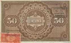 50 Pesos URUGUAY  1888 PS.165a SUP+