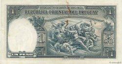 1 Peso URUGUAY  1935 P.028c pr.SUP