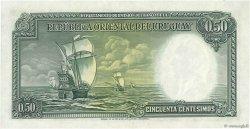 50 Centesimos URUGUAY  1935 P.027b SPL