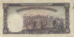 10 Pesos URUGUAY  1935 P.030b TTB