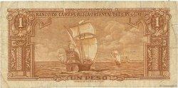 1 Peso URUGUAY  1939 P.035a B