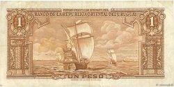 1 Peso URUGUAY  1939 P.035b pr.TTB