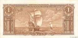 1 Peso URUGUAY  1939 P.035b SUP