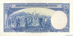 50 Pesos URUGUAY  1939 P.038b SUP+