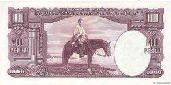 1000 Pesos URUGUAY  1939 P.041c SPL