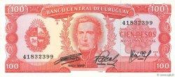 100 Pesos URUGUAY  1967 P.047a pr.NEUF