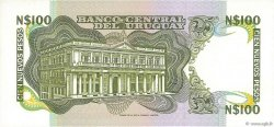 100 Nuevos Pesos URUGUAY  1987 P.062A pr.NEUF