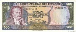 500 Sucres ÉQUATEUR  1978 P.119a NEUF