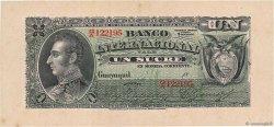 1 Sucre ÉQUATEUR  1892 PS.172 NEUF