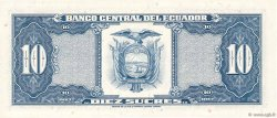 10 Sucres ÉQUATEUR  1983 P.114b pr.NEUF