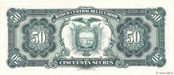 50 Sucres ÉQUATEUR  1966 P.116c pr.NEUF