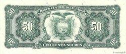 50 Sucres ÉQUATEUR  1988 P.122a NEUF