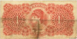 1 Peso GUATEMALA  1920 PS.101b TB+