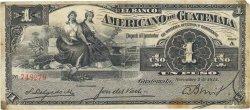1 Peso GUATEMALA  1914 PS.111b TB+