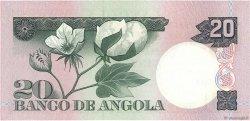 20 Escudos ANGOLA  1973 P.104a NEUF