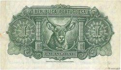 1 Angolar ANGOLA  1926 P.064 TTB