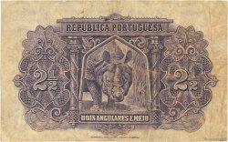 2,5 Angolares ANGOLA  1926 P.065 TB