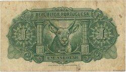 1 Angolar ANGOLA  1942 P.068 TB