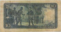 10 Angolares ANGOLA  1946 P.078 pr.TB