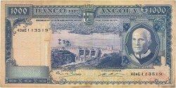 1000 Escudos ANGOLA  1970 P.098 TB
