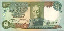 50 Escudos ANGOLA  1972 P.100 TTB+