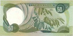50 Escudos ANGOLA  1972 P.100 pr.NEUF