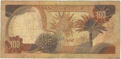 100 Escudos ANGOLA  1972 P.101 B