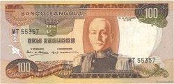 100 Escudos ANGOLA  1972 P.101 TTB+