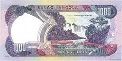 1000 Escudos ANGOLA  1972 P.103 NEUF