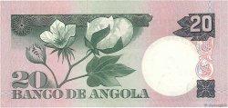 20 Escudos ANGOLA  1973 P.104a SPL+