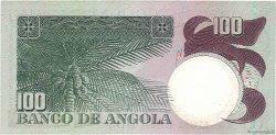 100 Escudos ANGOLA  1973 P.106 SPL