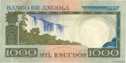 1000 Escudos ANGOLA  1973 P.108 TTB