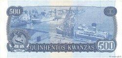 500 Kwanzas ANGOLA  1976 P.112a NEUF