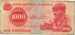 1000 Kwanzas ANGOLA  1976 P.113a B